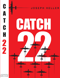 "an analysis of the war novels related to catch 22 a novel by joseph heller Thug notes' catch-22 by joseph heller summary & analysis has you harper lee once called catch-22 ""the only war novel yeah this book got a assload of."